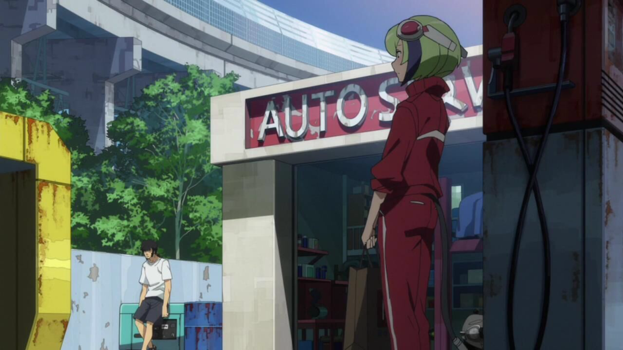 DimensionW-GasStation